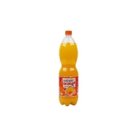 Auchan Soda orange 1.5L