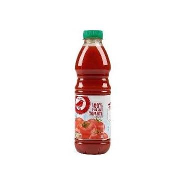 Auchan pur jus tomate 1L