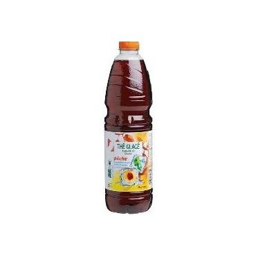 Auchan boisson thé pêche 2L