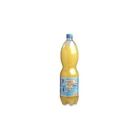 Auchan pulpe orange zéro 1.5L