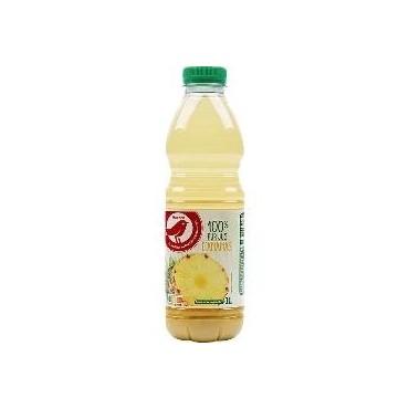 AUCHAN Pur Jus Ananas 1L