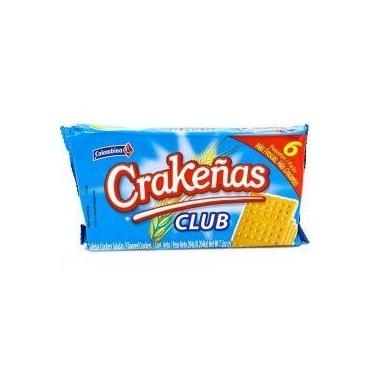 Colombina crakenas club 25.5g