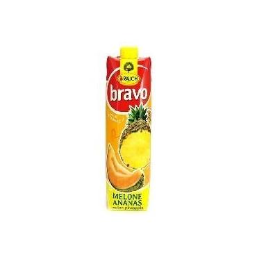 Bravo melon ananas 1L