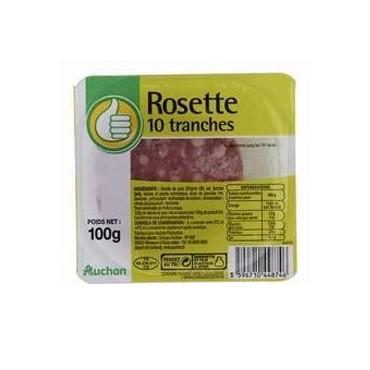 Pouce rosette 10 tranches 100g