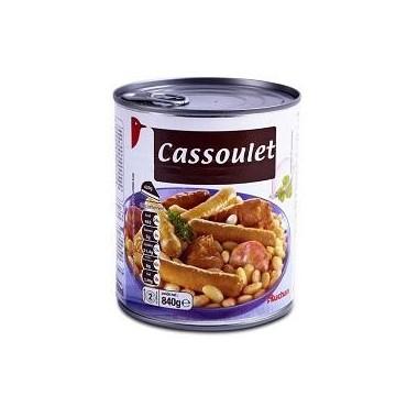 Auchan cassoulet 840g