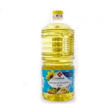 Lesieur huile de soja 3l