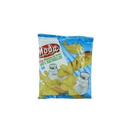 Moda chips sel aromatisé 18g