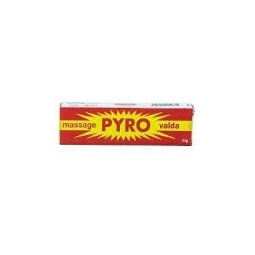 Valda Pyro crème massage 24g