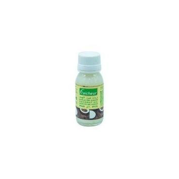 Fraîcheur huile de coco 60ml