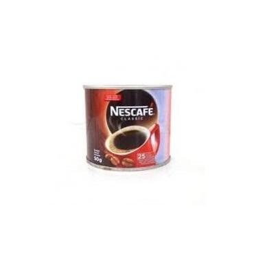 Nescafé classic boite 50g
