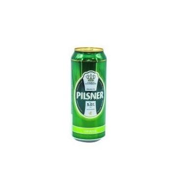 Pilsner bière canette 50cl