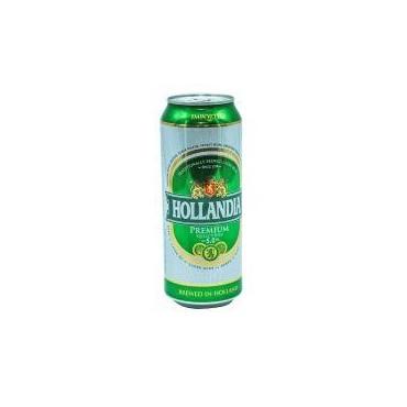 Hollandia bière canette 50cl