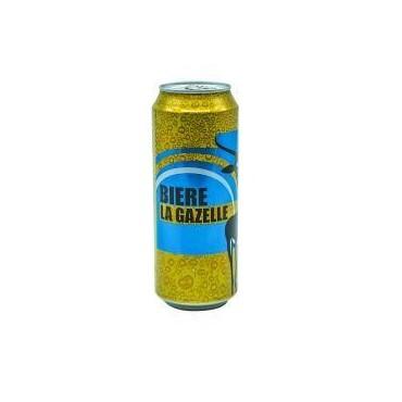 Gazelle bière cannette 50 cl