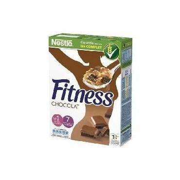 Fitness céréales chocolat 375g