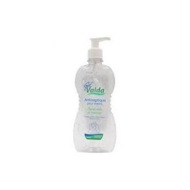 Valda gel antiseptique 500ml