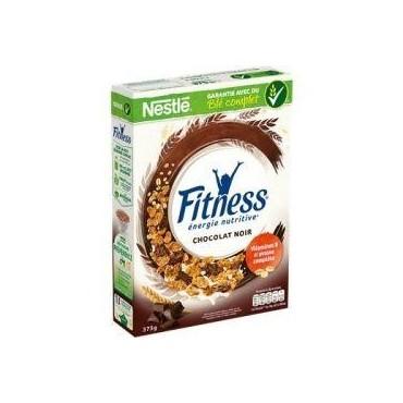 Fitness chocolat noir 375g