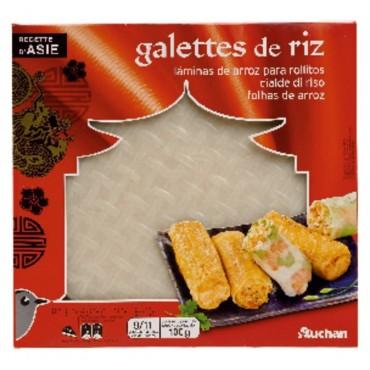 Auchan recette d'Asie...