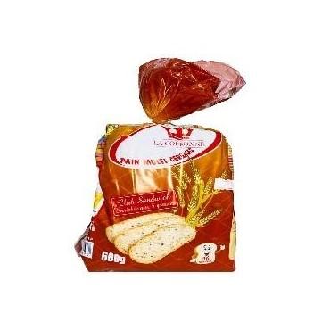 Pain Céréales sandwichs x16