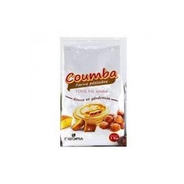 Coumba farine pâtissière 1kg