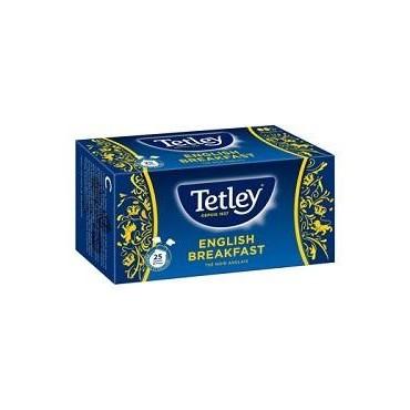 Tetley the English breakfast