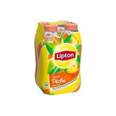 Lipton thé glacé 4X50cl