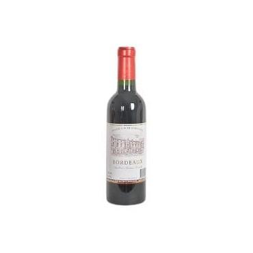 Bordeaux rouge 37.5cl