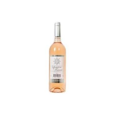 Lumière de France vin rose...