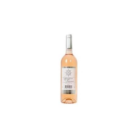 Lumière de France vin rose 75CL