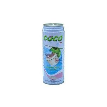 Jus de coco avec pulpe 520ml