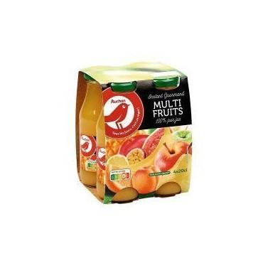 Auchan jus multi fruits...