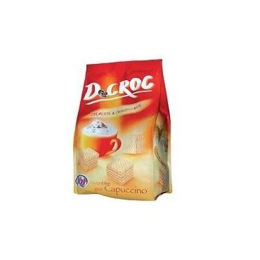 D.CROC gaufrette cappuccino...
