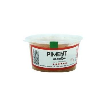 Fruitales piment sec moulu 40g