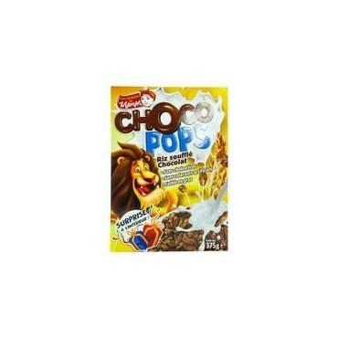 Choco Pops céréales Maman 375g