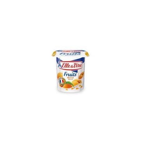 Elle&Vire dessert lacté abricot 125g
