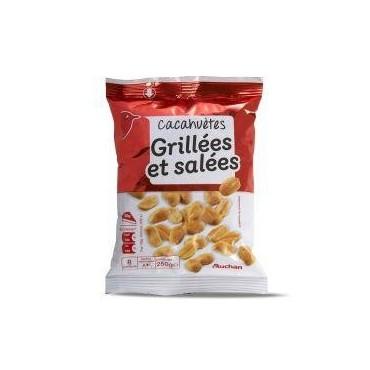 Auchan cacahuètes grillées...