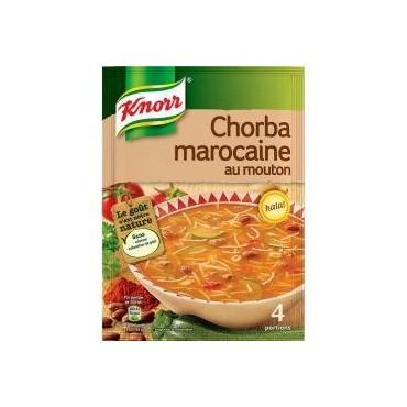 Knorr soupe chorba...