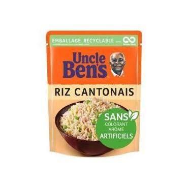 Uncle Bens riz cantonais 250g