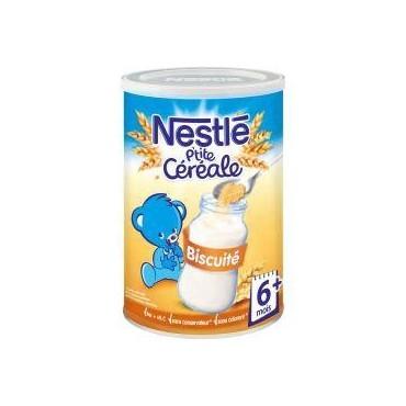Nestlé P\'tite céréale...