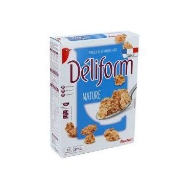 Auchan Déliform céréales...