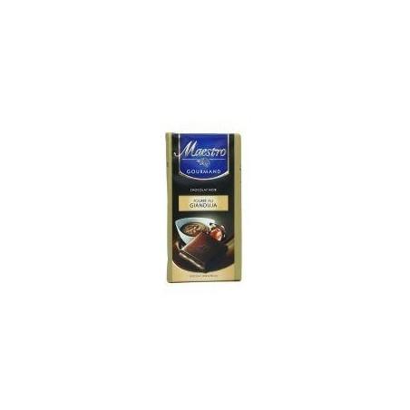 Maestro Giand chocolat noir fourré 100g