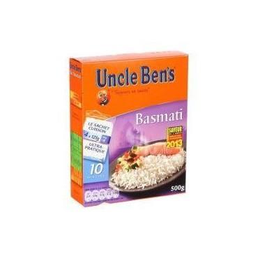 Uncle Ben\'s riz basmati 500g