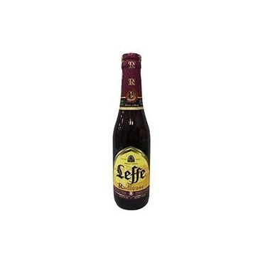 Leffe bière ambrée radieuse...