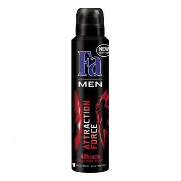 Fa Men déodorant attractive...