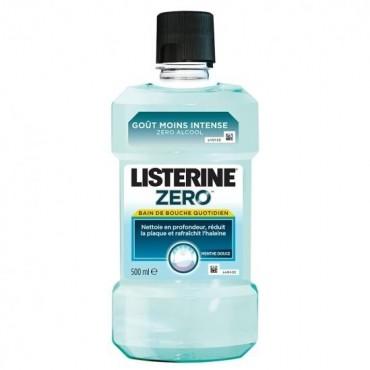 Listerine zéro bain de...