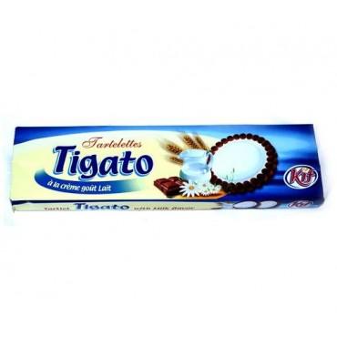 Tigato biscuits au lait 125g