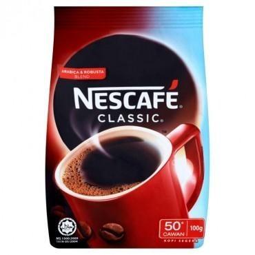 Nescafé classic sachet 100g