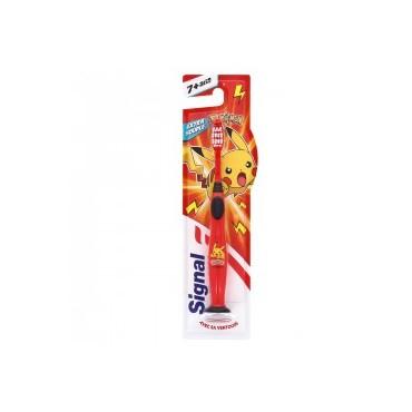 Signal brosse à dents...