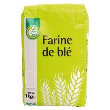 Pouce farine de blé t55 1kg