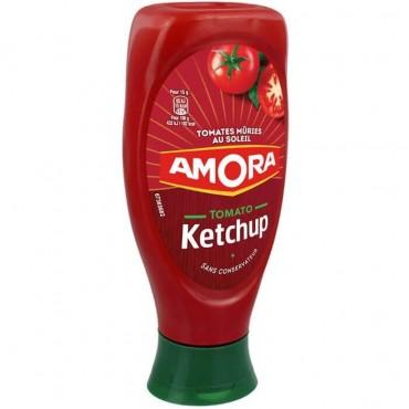 Amora tomato ketchup 550g