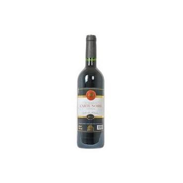 Carte Noire vin rouge 75cl